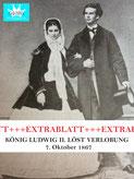 bsonders BAYERISCH Artikel - König Ludwig II. löst Verlobung