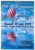 Concert 22 juin 2019