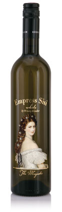 "Winery Küssler, Austria, Empress Sisi White ""The Majestic"""