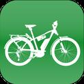 Gazelle Trekking e-Bikes in Frankfurt
