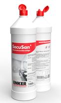 MethaSan Sanitärreiniger , Linker Chemie