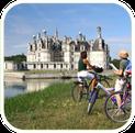 A visiter aux alentours des gîtes de charme de La Nigaudière en Sologne : le château de Chambord et ses jardins anglais