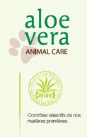 ANIMAL CARA aloe vera produits certifiés