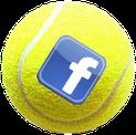 Retrouvez l'ESF TENNIS sur facebook