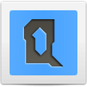 Tangram Letter Q