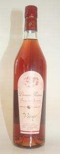 Pineau des Charentes Vieux Rosé of Domaine Pautier