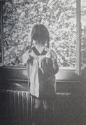 Ausblick aus dem Fenster im Raindörfli 1944