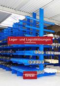 Lager- und Logistiklösungen von Fetzer Regalbau - Katalog