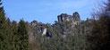 Sandsteinfelsen in der Sächsische Schweiz