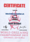 World Barbecue Championships 2011