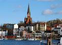 Tagesfahrt nach Flensburg
