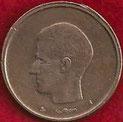 MONEDA BÉLGICA - KM 160 - 20 FRANCOS BELGAS (BELGIE) 1.981 - NíQUEL - BRONCE (MBC-/VF-) 1,20€.