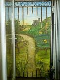 Wände, Türen, Mauern... der Umgebung anpassen, vielleicht als besondere Werbung, die Aufwertung einer Location...
