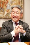就任半年を迎えた西井孝明取締役社長