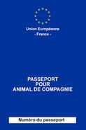 Un passeport européen chien par coach canin 16 éducateur canin à domicile charente