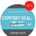 Comfort Deal PVC