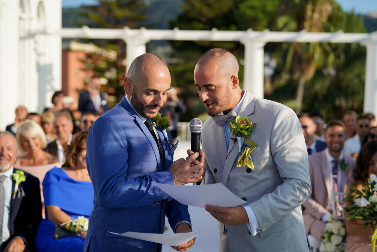 i do wedding gay sorrento villa silvana