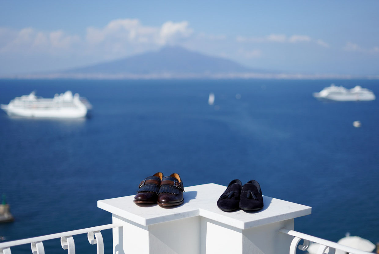shoes-wedding-gay-sorrento-landscape