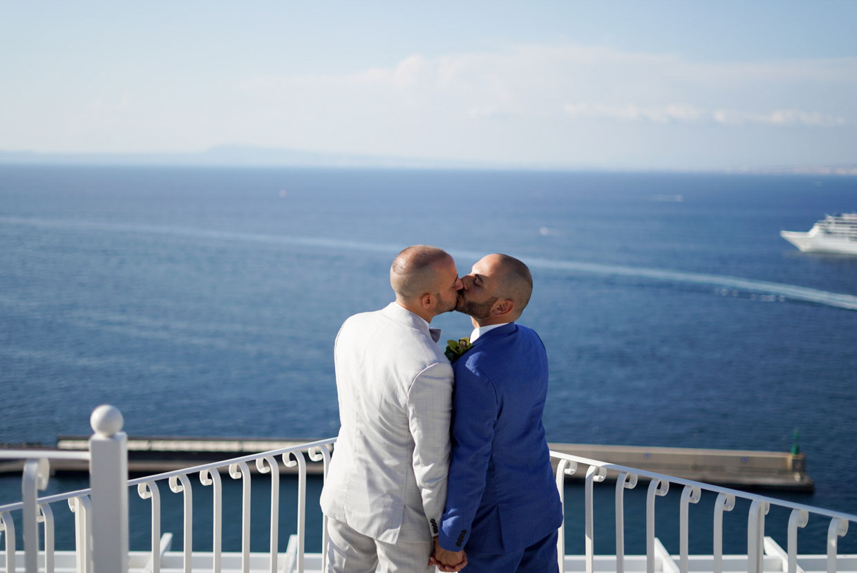 wedding gay sorrento