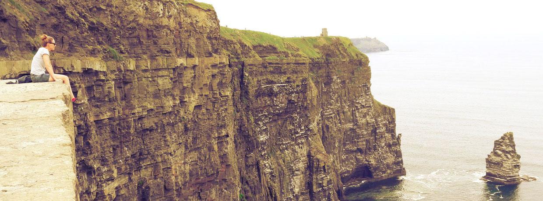 Cliffs of Moher, Rundreise Irland 1 Woche