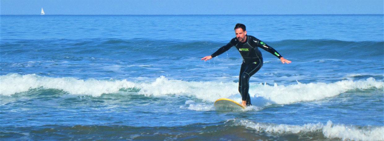 Surfkurs Bilbao Spanien