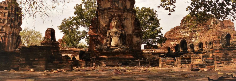 Historical Park, Sukhothai, Backpacking Thailand 3 Wochen