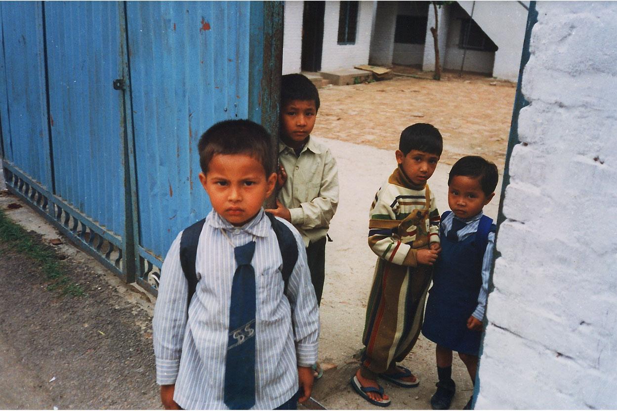 Shruti Pandey, 10, Kathmandu, Nepal