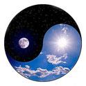 Yin Yang Nuit - Jour