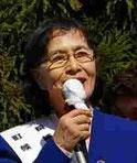 大谷輝子氏(76)