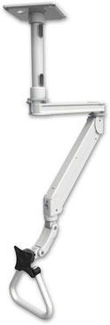 昇降式 天井固定 天井取付 天吊り ロングアーム VESAマウント AST2EQ-C8X12