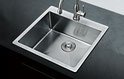 Monterey Single Countertop Sink 500x510x205mm Lifestyle
