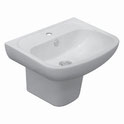 Brio Wall/Pedestal Basin