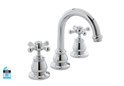 Parmelia Colonial Heritage Vintage Cottage Basin Set, WELS 3 star rating, 9L/min