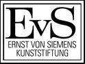 Logo der Ernst von Siemens Kunststiftung