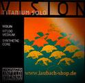 Струны для скрипки THOMASTIK VISION SOLO  купить