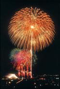 第34回須賀川市釈迦堂川全国花火大会