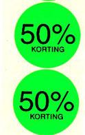 fluor prijsetiketten ronde etiketten kleuren procenten korting etiket op rol versteden tilburg