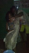 Soirée africaine à l'asso