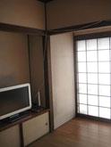 個室1 ビフォー