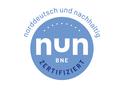 Logo NUN zertifiziert, Norddeutsch und nachhaltig
