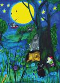 Mondnacht - E.M. Ott-Heidmann