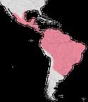 Karte zur Verbreitung der Hokkohühner
