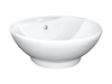 7010 Round Counter Top Basin 1TH