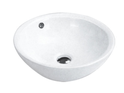 7001 Round Counter Top Basin No TH