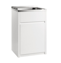 KPLT600 Laundry Tub with PVC Waterproof Cabinet 600x500x870mm