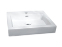 7078 Square Counter Top Basin 1/3TH