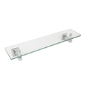 Square glass shelf $35.00