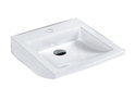 7075B Square Counter Top Basin 1TH
