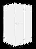 Chrome Barossa Slider Shower Screen 1200 & 1500mm