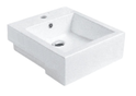 8050C Square Semi Recessed Basin
